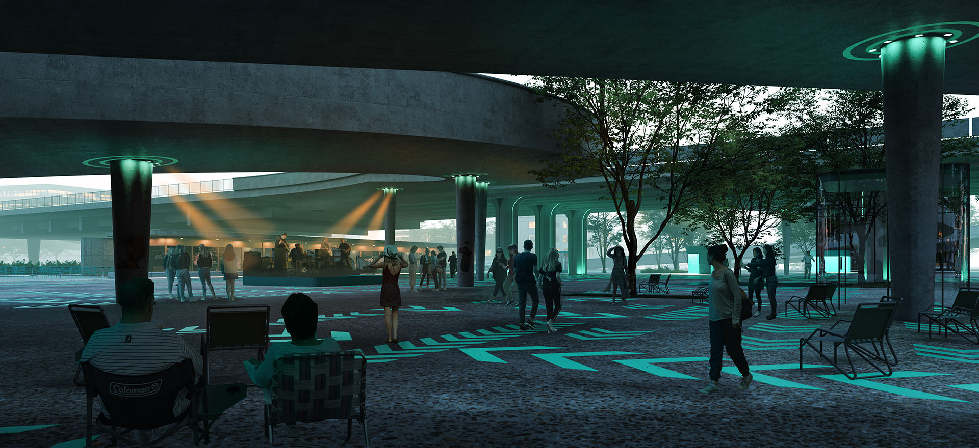 Halic Waterfront Competition