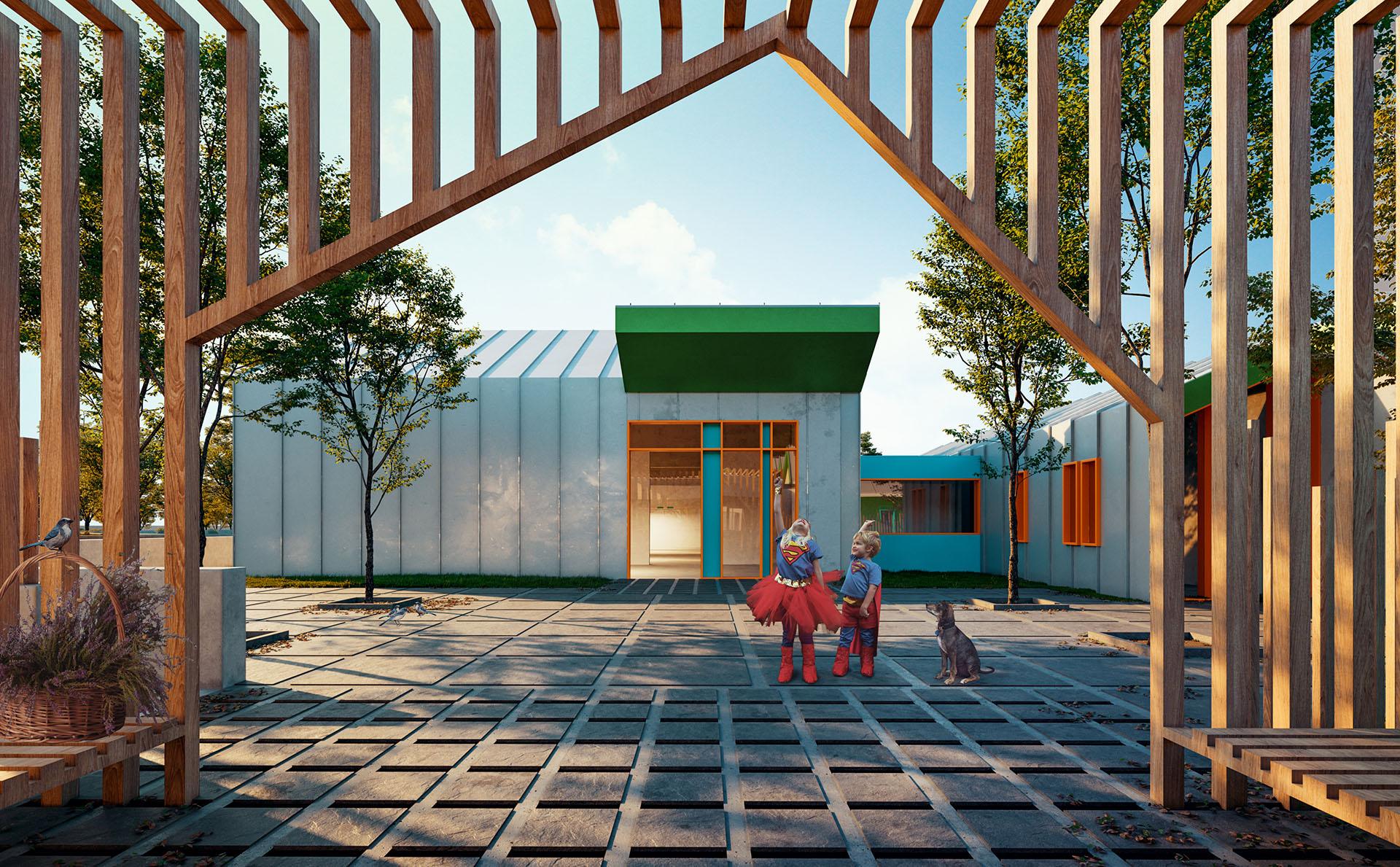 Refahiye Kindergarten