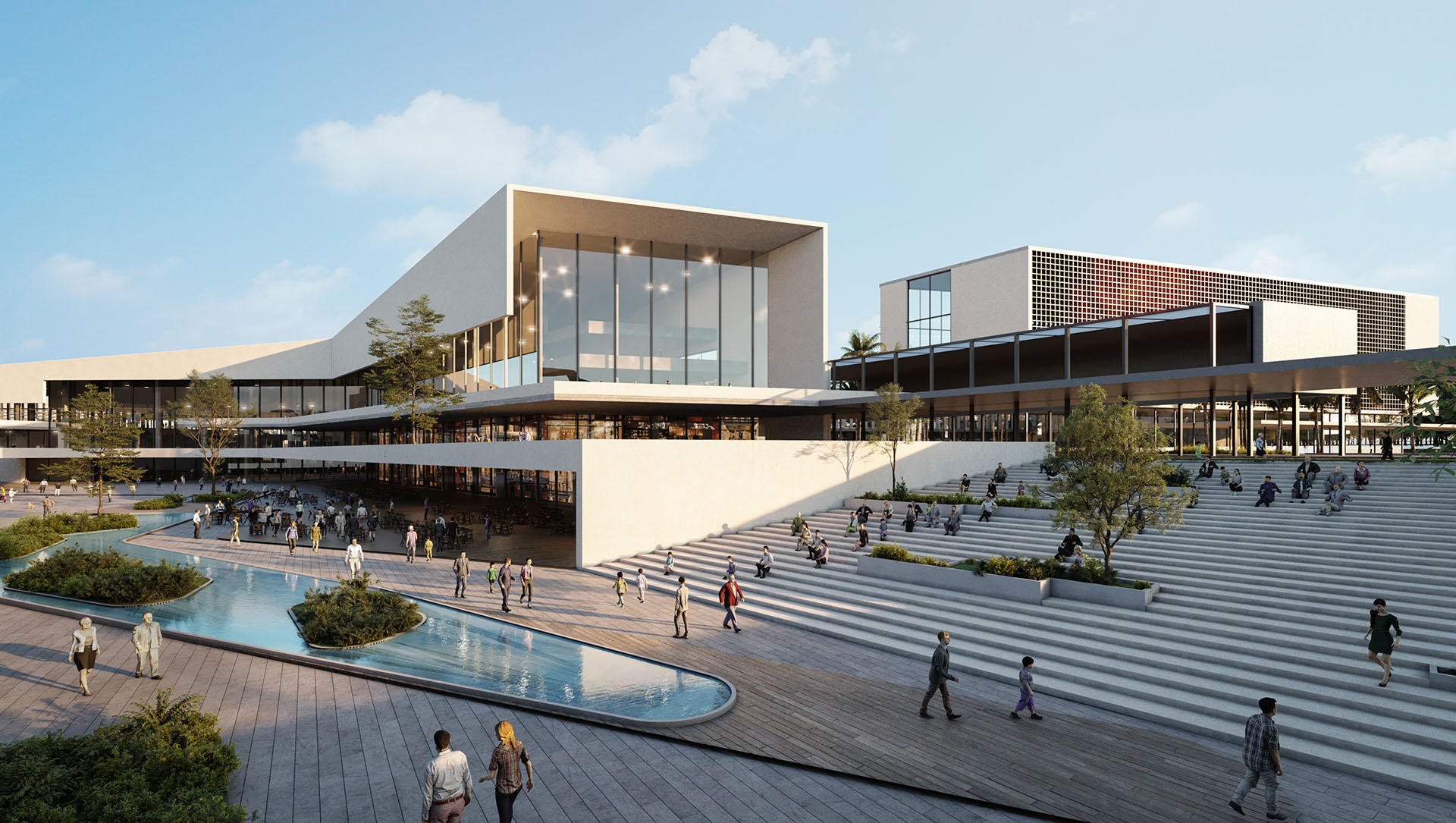 Izmir Bus Station Competition