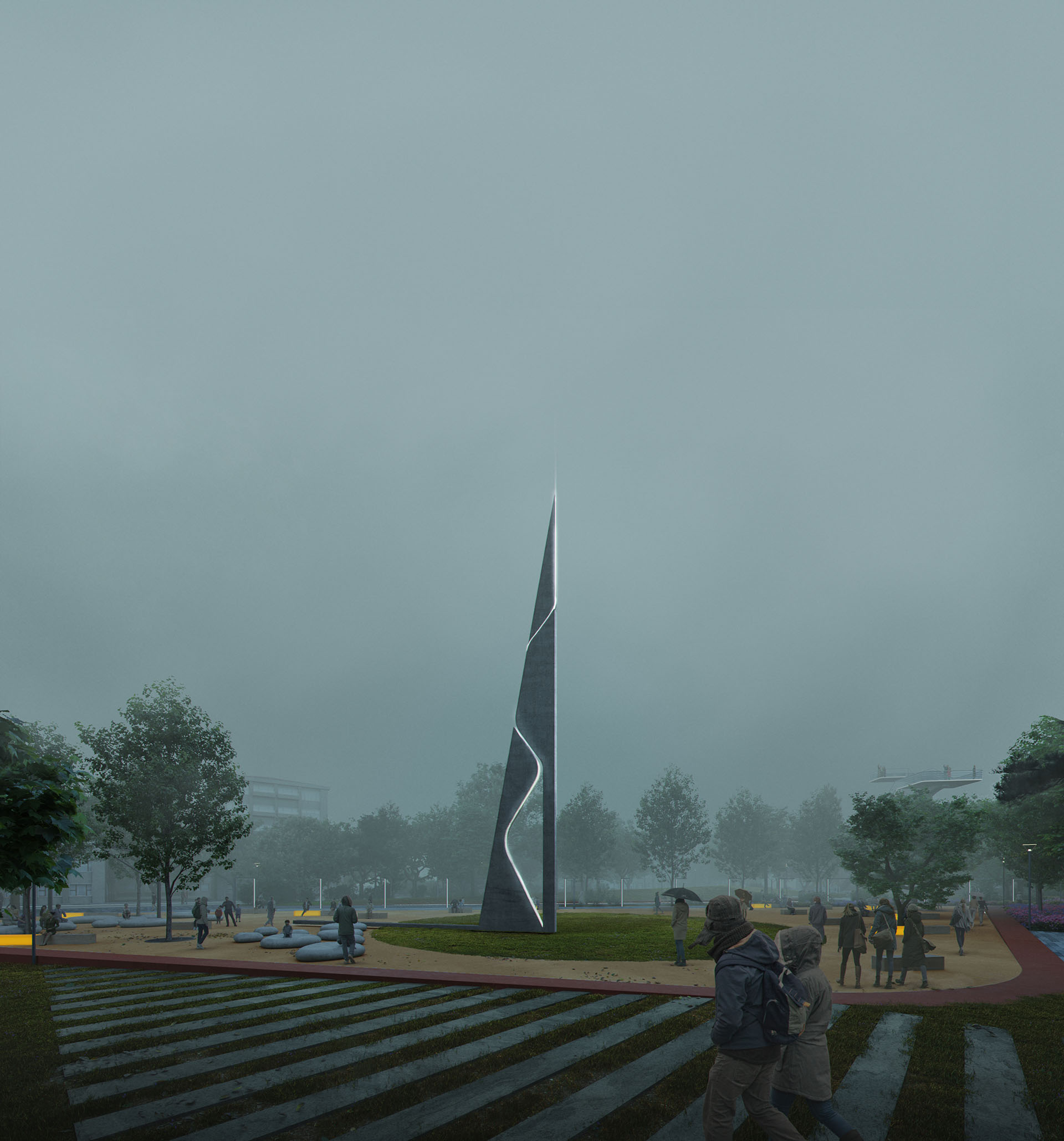 Duzce City Park