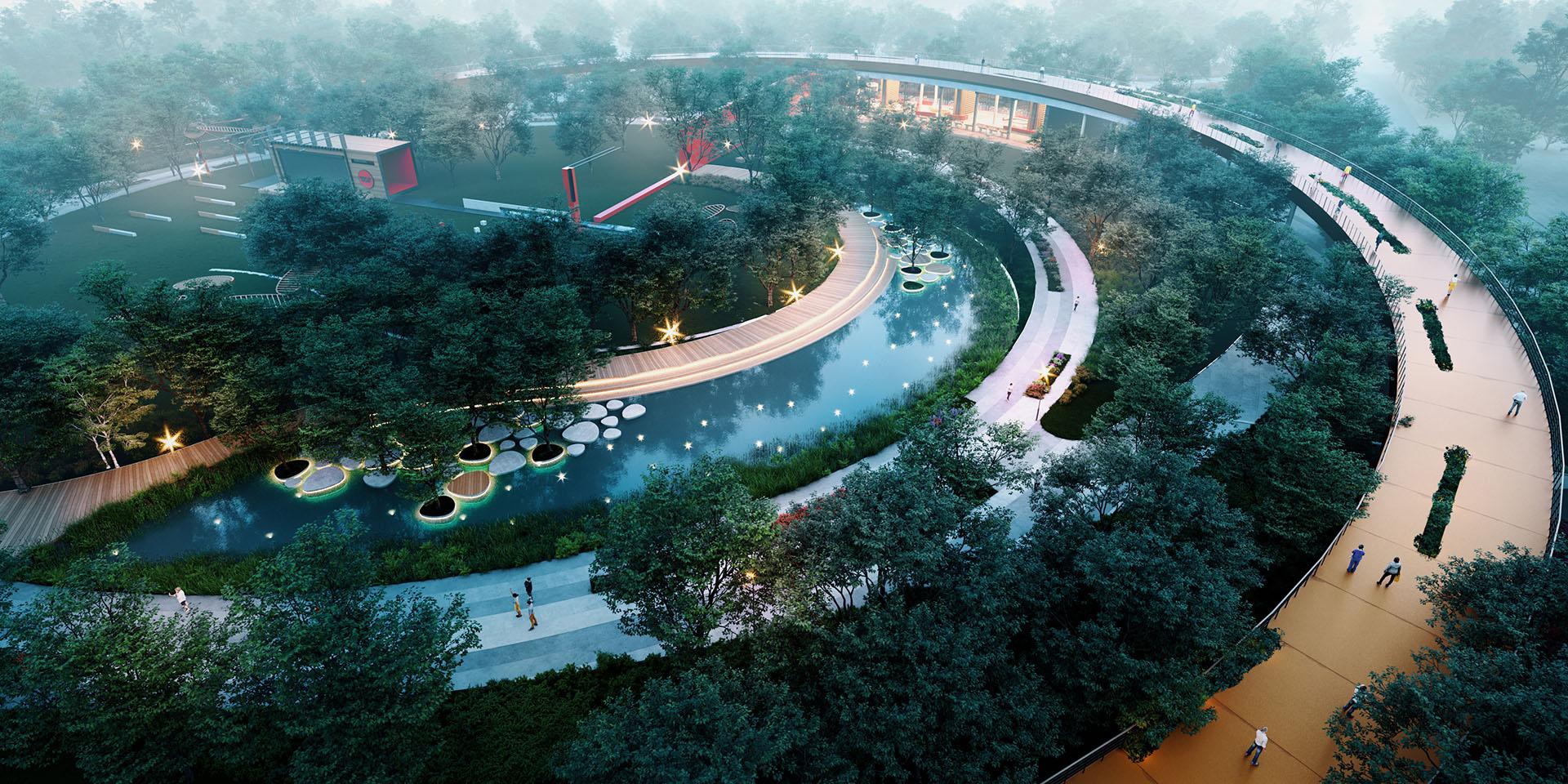 Eskisehir City Park