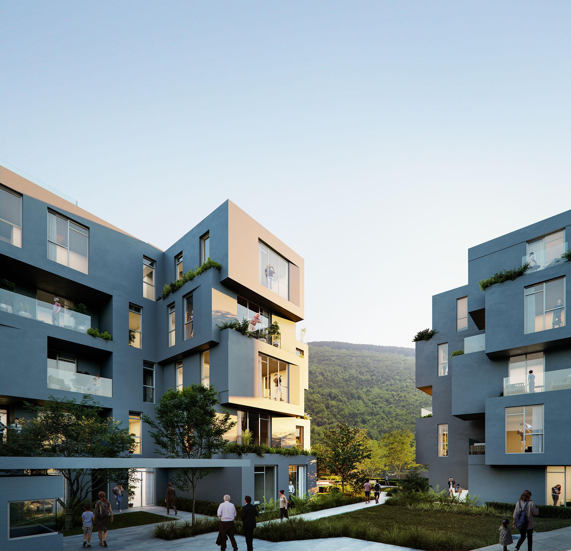 render_ivabox_Oncuoglu_istanbul_beykoz_residential_13
